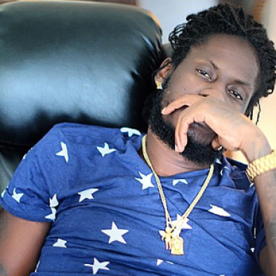 Aidonia Gets 3 YVA Nominations Including 'Favourite Male Artiste Of The Year'