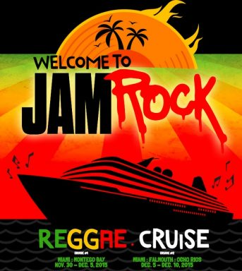 ONSTAGE FROM JAMROCK REGGAE CRUISE