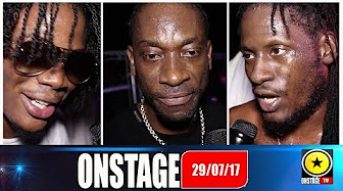Masicka, Bounty, Aidonia Dream Weekend/Sumfest Special Onstage